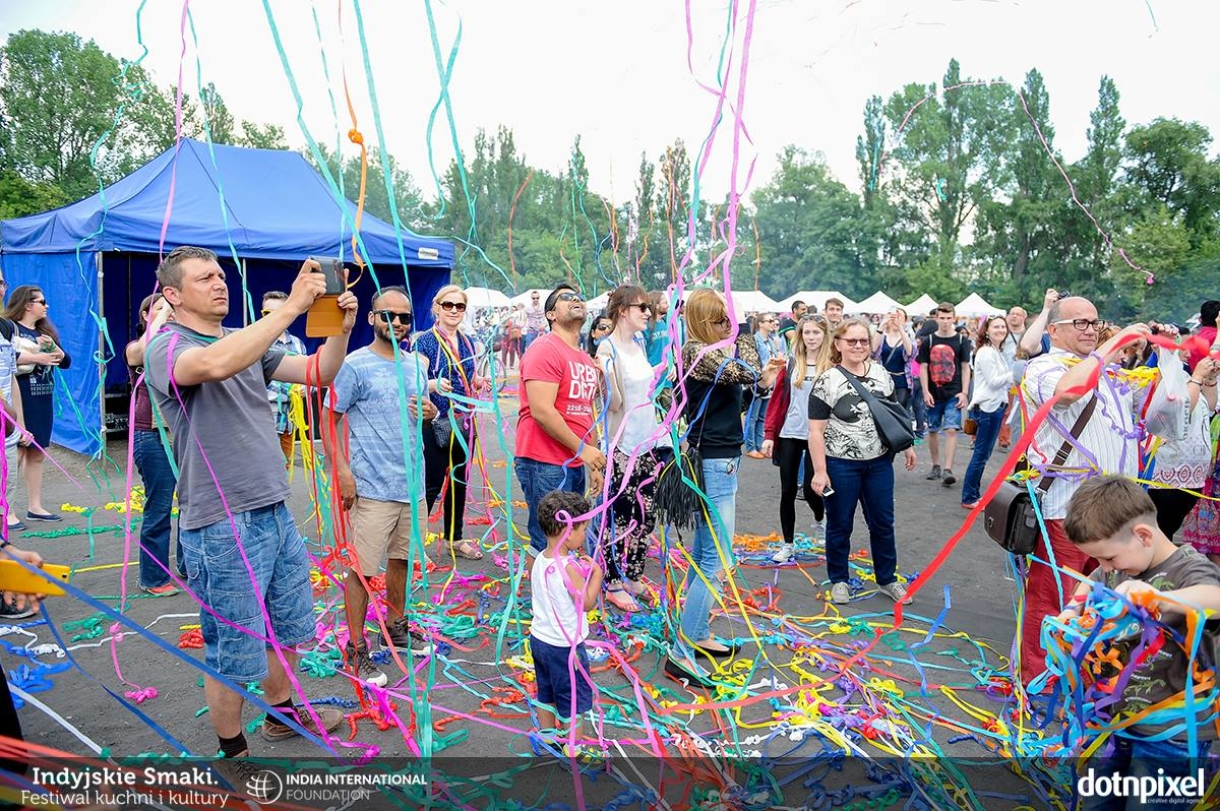 INDYJSKIE SMAKI – Festiwal kuchni i kultury