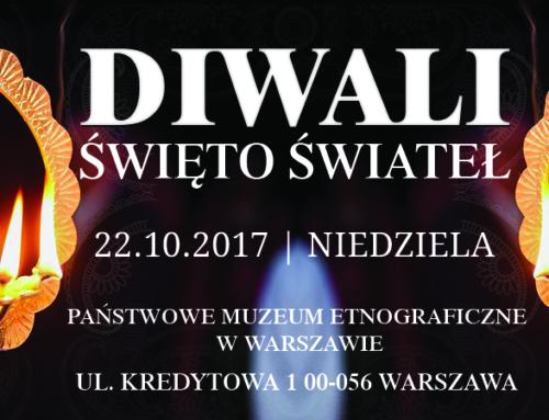 Diwali – Święto świateł w Warszawie